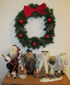 Father Christmas collection.